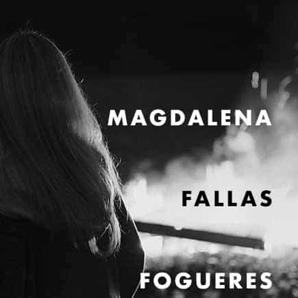 fallas magdalena fogueres