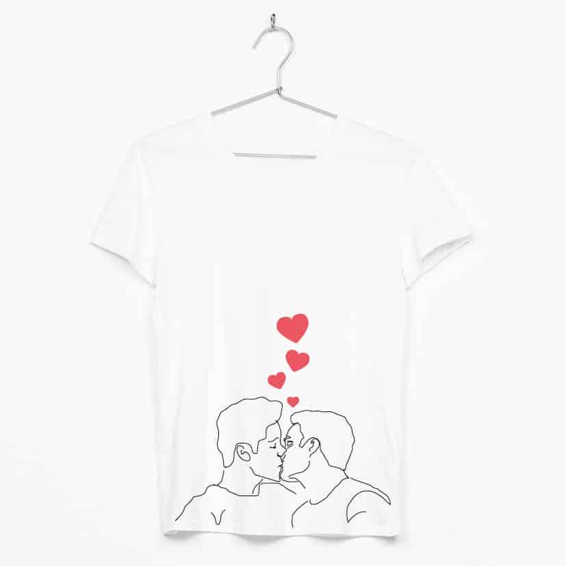 Beso con Amor