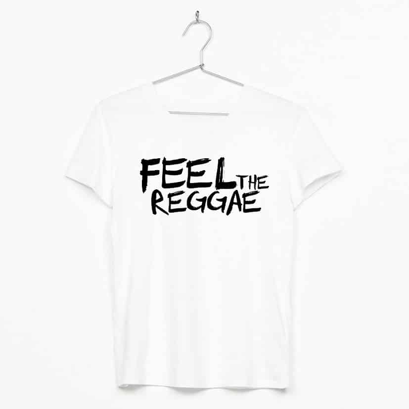 feel the reggae text