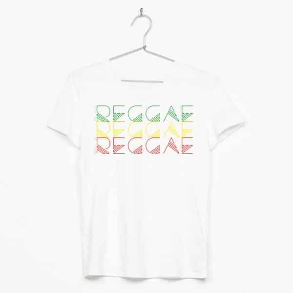 Escrito Triple lienas reggae