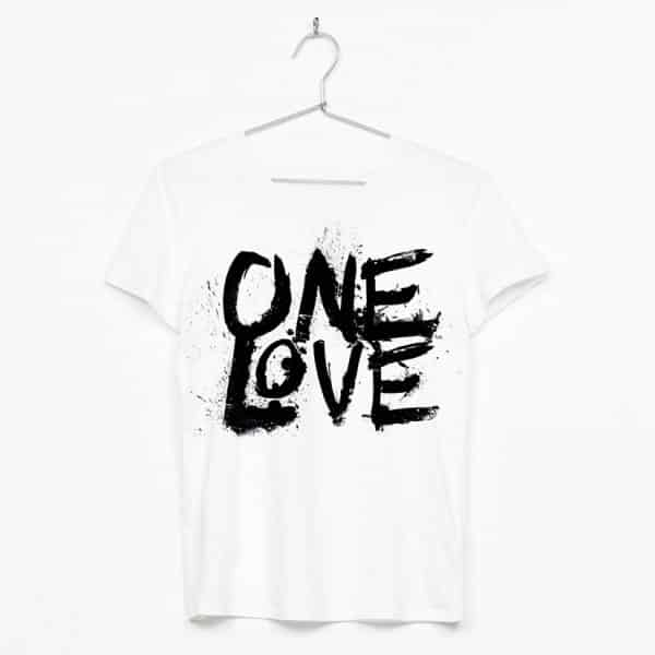 One Love Message