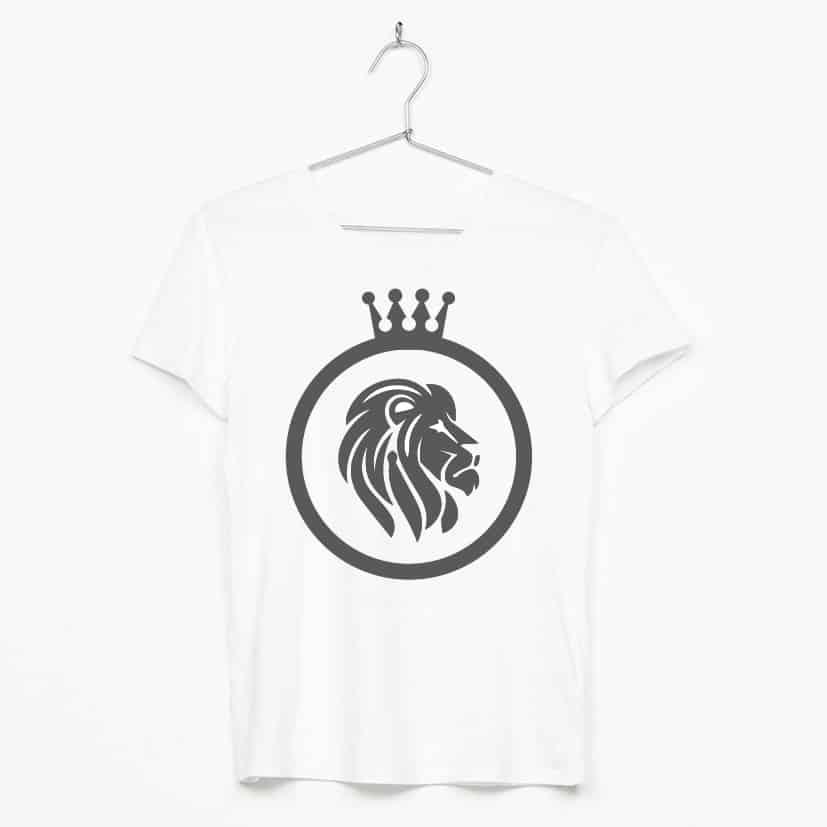 rototom escudo de león