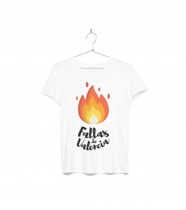 Camiseta Fallas de Valencia