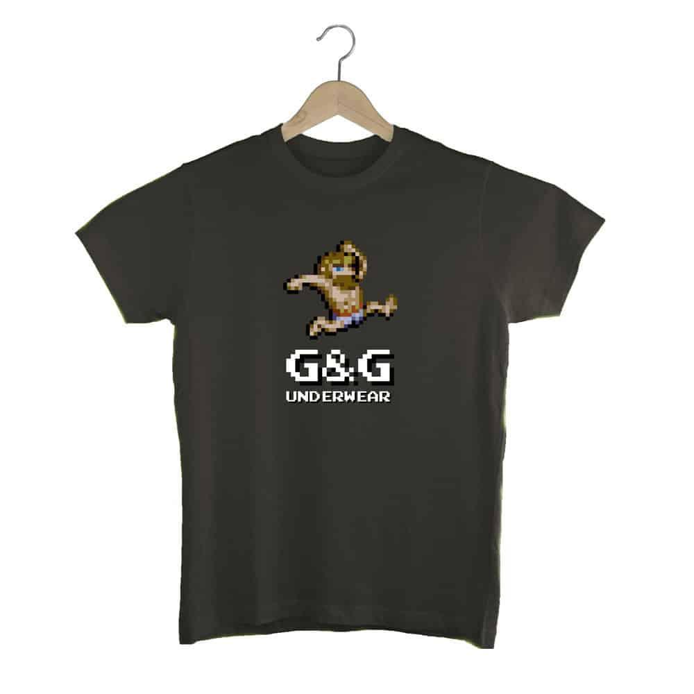 Camiseta G&G Underwear de Lagoon Creatures
