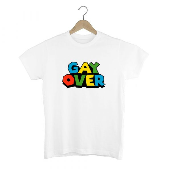 Camiseta Gay Over de World Pride