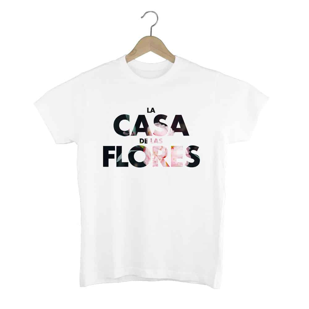 Camiseta La Casa de Las Flores