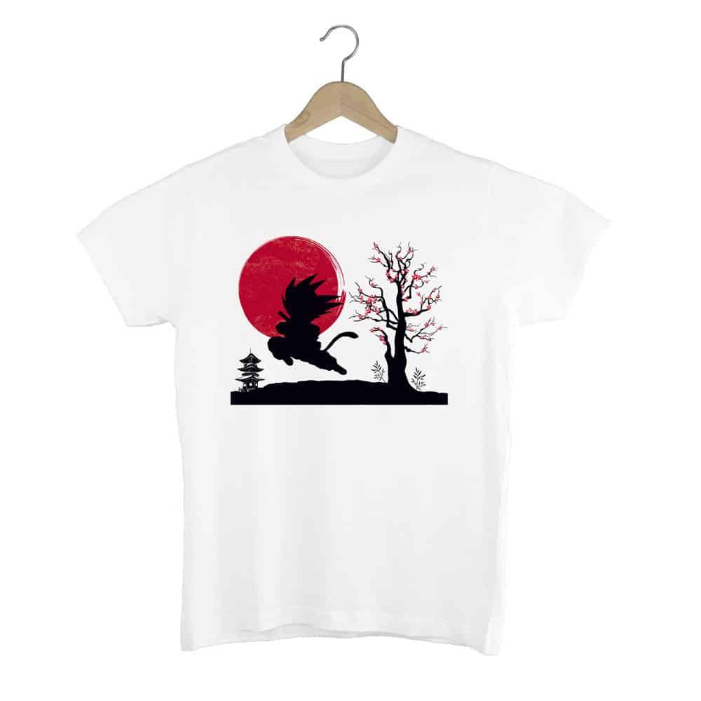 Camiseta Goku in Japan