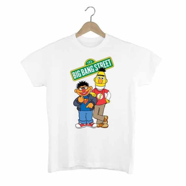 Camiseta Big Bang Muppets
