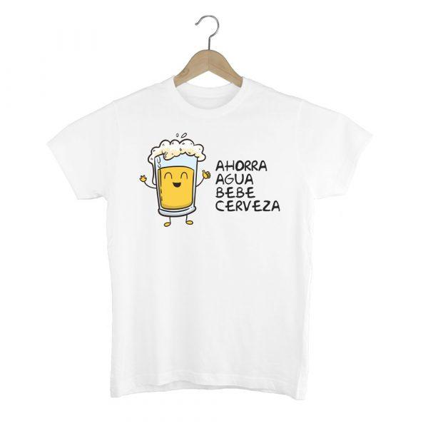 Camiseta Ahorra Agua