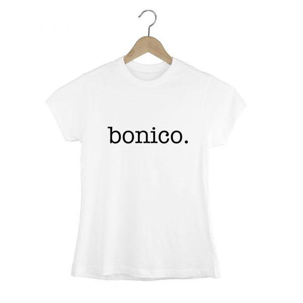Camiseta Entallada Bonico
