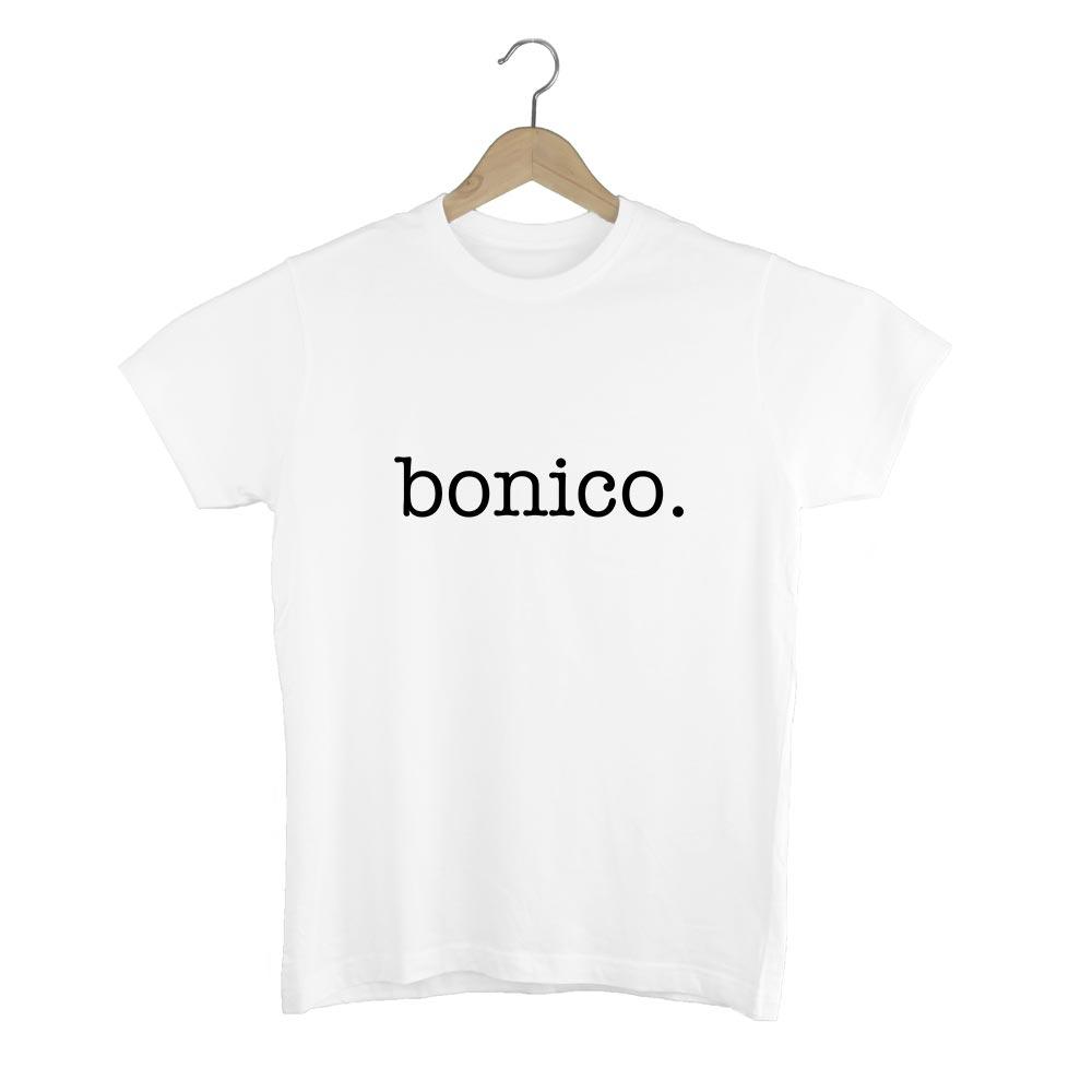Camiseta Unisex Bonico