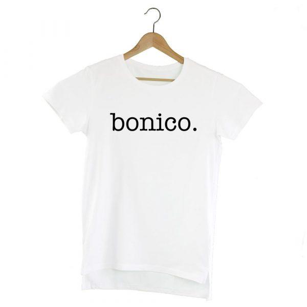 Camiseta Extralong Bonico