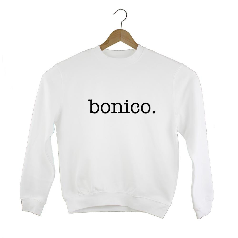Sudadera Bonico
