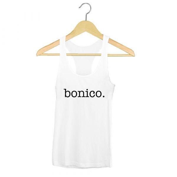 Camiseta de tirantes Bonico