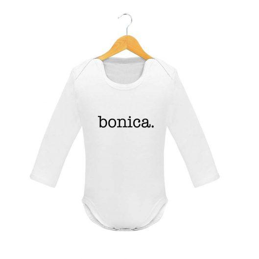 Body manga Larga Bonica