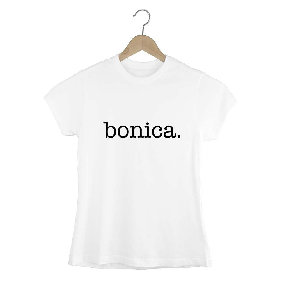 Camiseta entallada bonica