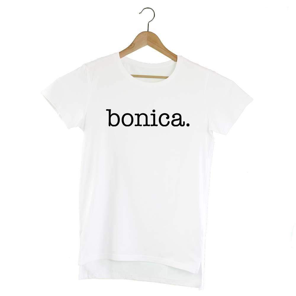Camiseta Extralong Bonica