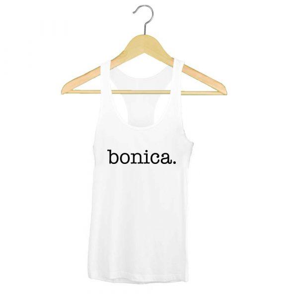 Camiseta de tirantes para hombre Bonica