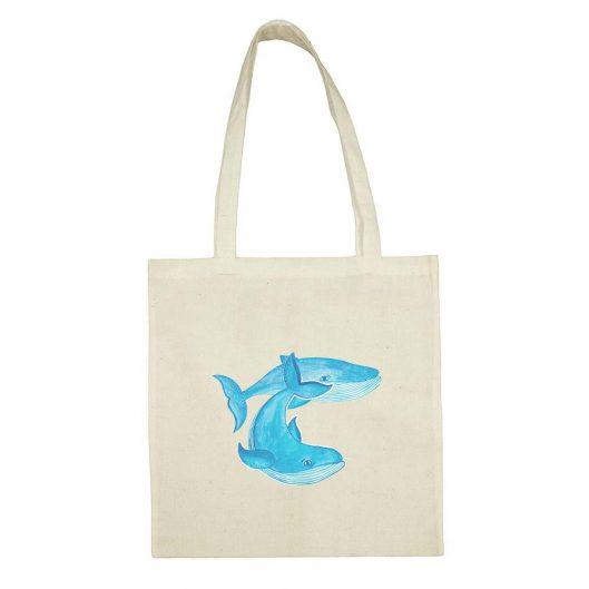 Bolsa Ballenas azules