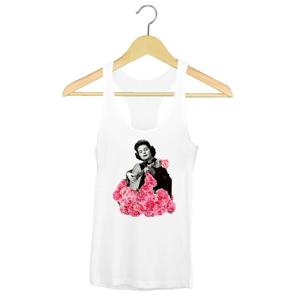 Camiseta Tirantes Amália Rodrigues