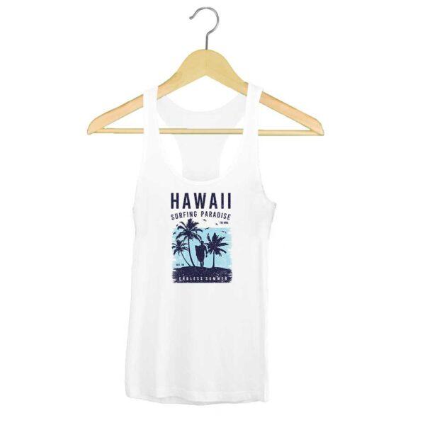 Camiseta Tirantes Hawaii