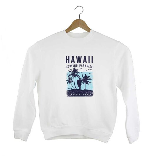 Sudadera Hawaii